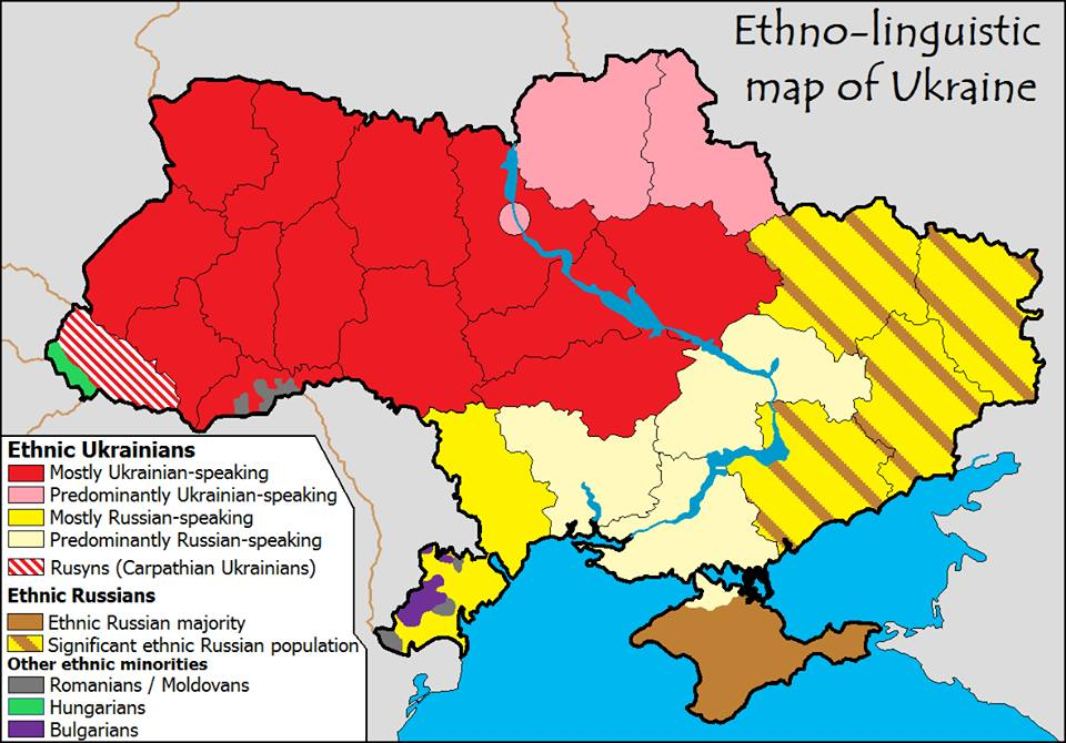 Image result for harta etnica a ucrainei