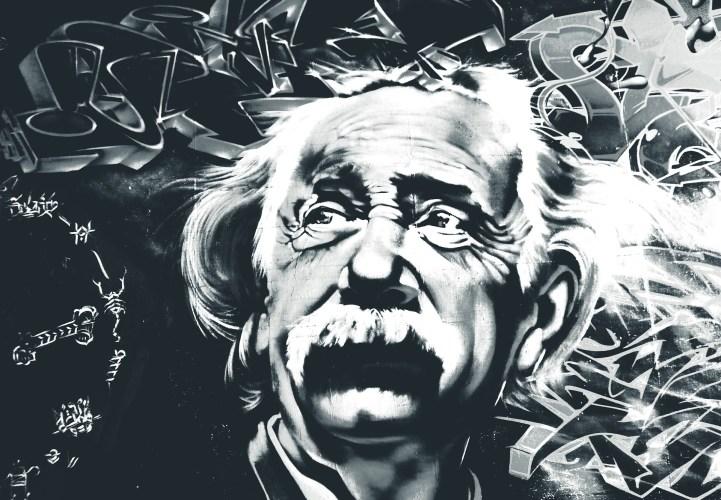 Miłość i Einstein