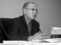 Министр культуры РМЭ, член исполкома АФУН РФ Михаил Васютин