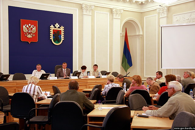 В Карелии состоялось заседание Совета коренных народов республики. Фото: Андрей Раев, gov.karelia.ru