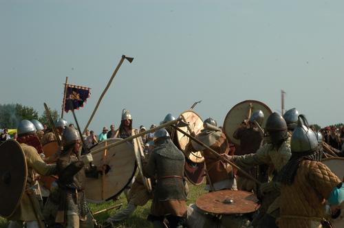 В Йошкар-Оле пройдут сражения средневековых рыцарей. Фото: alamner-fest.ru