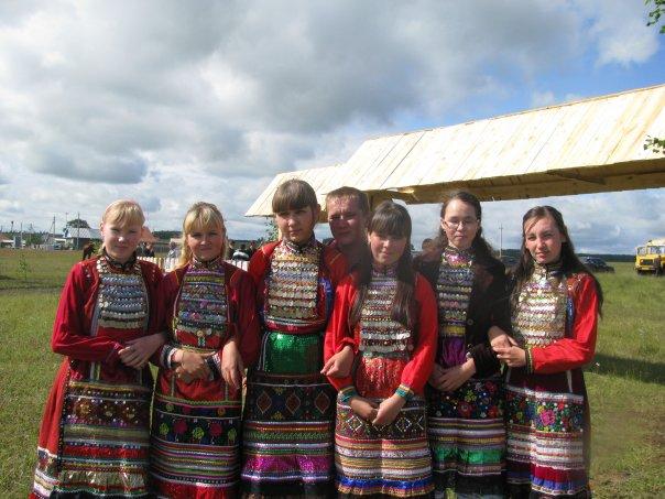 Марийцы Свердловской области