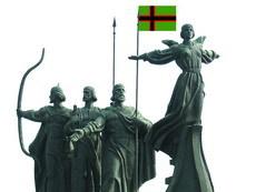 Легендарные Кий, Хорев, Щек и сестра их Лебедь были карелами?