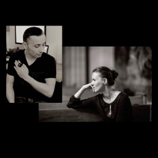 Gilles Marivier & Stéphanie Paulet
