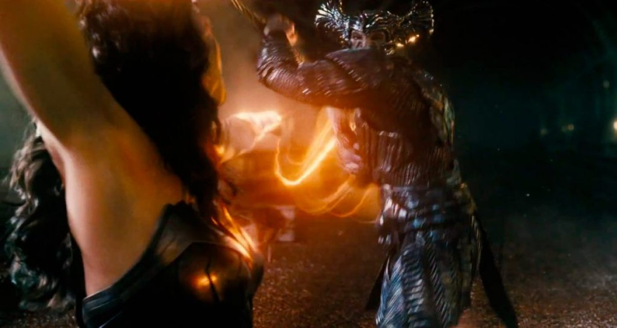 Ciaran Hinds as Steppenwolf in Justice League