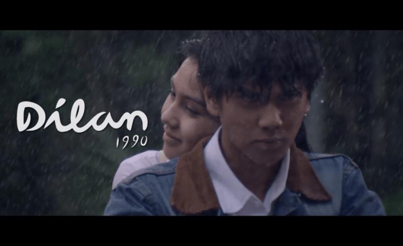 Cover Film Dilan 1990