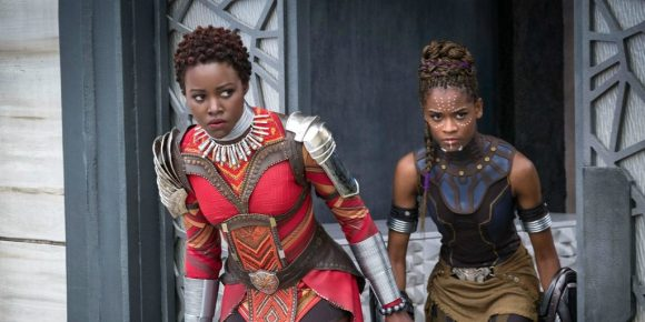 review film black panther