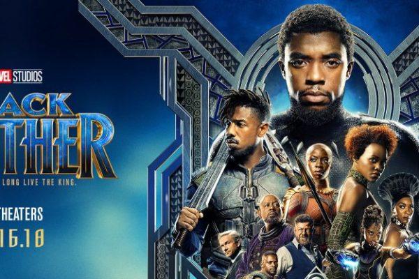 Gambar poster Black Panther