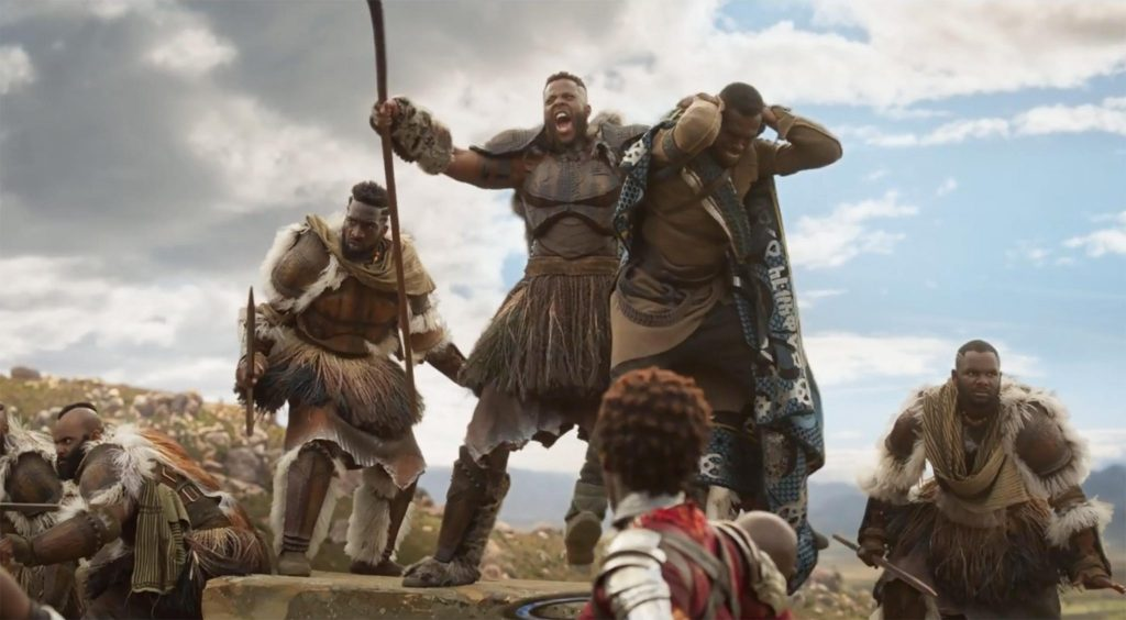 review black panther