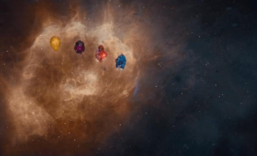 kekuatan Infinity Stones