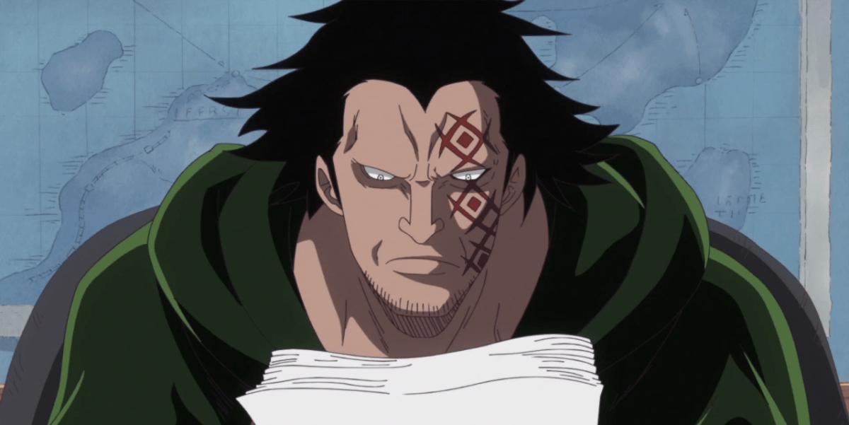 mariviu dragon Karakter One Piece Terkuat