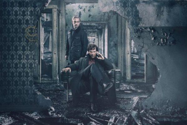 Sherlock dan Watson