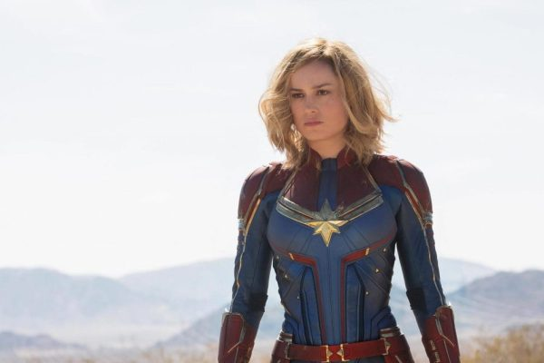 mengenal captain marvel