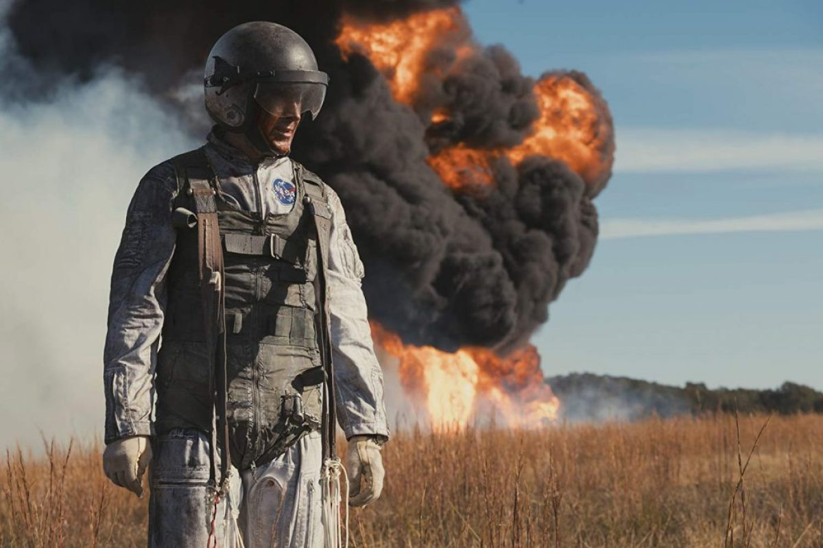 Review film first man