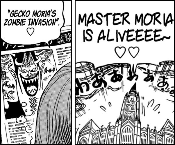 review one piece chapter 925