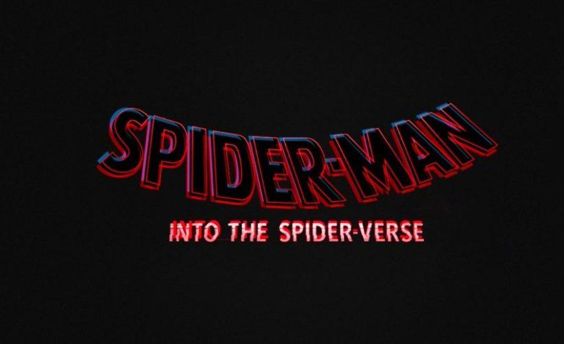 logo Spider-Man: Into the Spider Verse