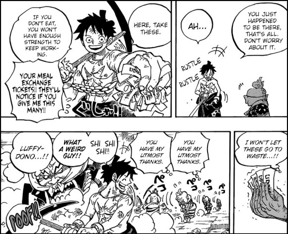 bahas one piece chapter 928