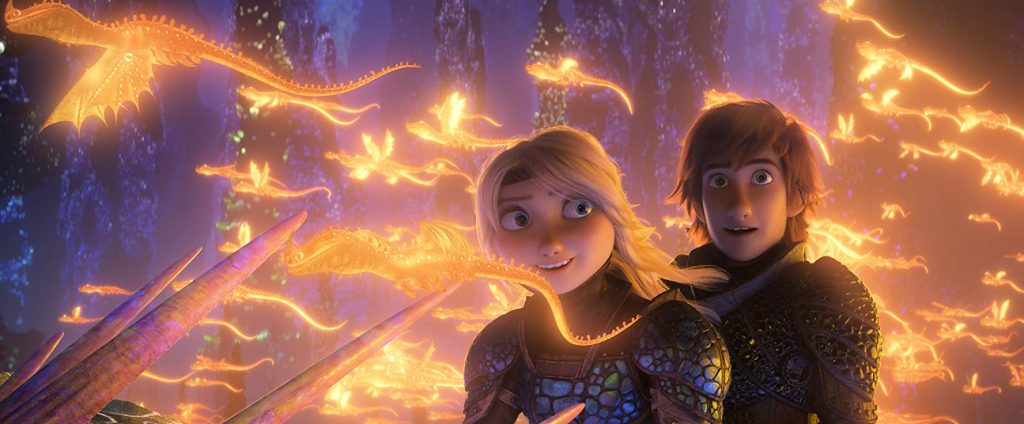 review film how to train your dragon 3
