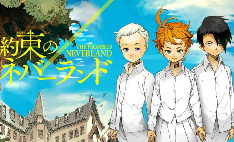review anime the promised neverland