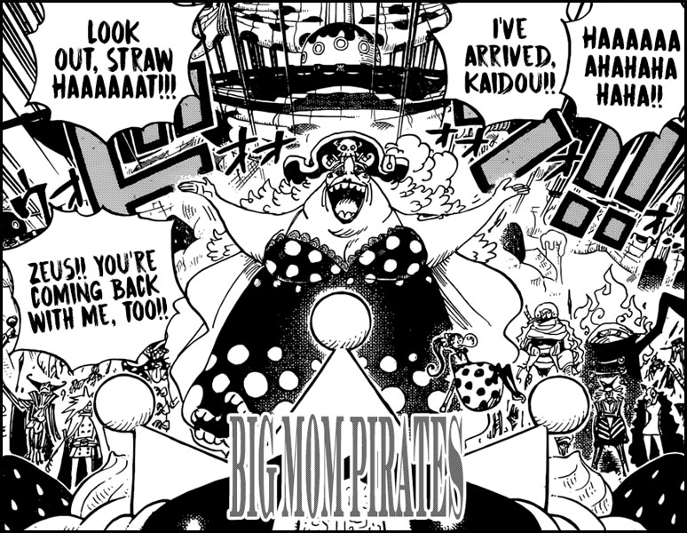 big mom datang ke wano