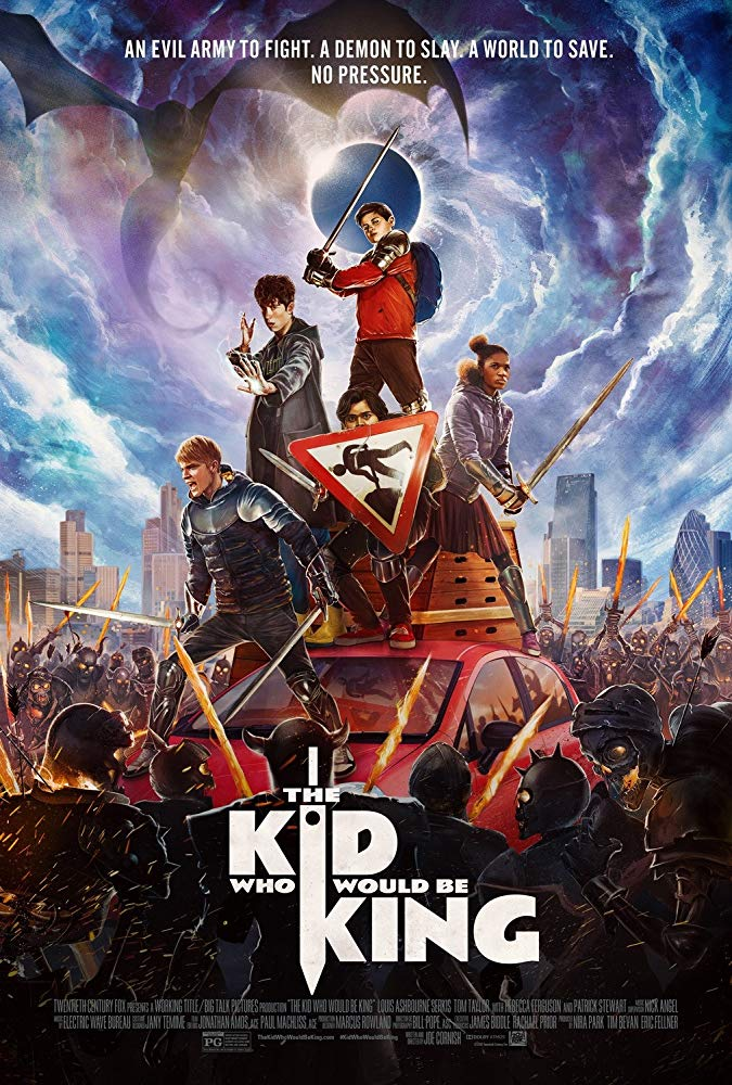 ulasan bahasa indonesia film the kid who would be king
