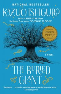 novel romantis terbaik Kasuo Ishiguro The Buried Giant