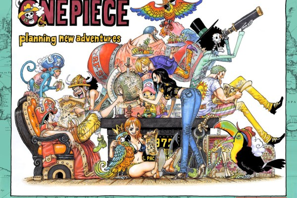 pembahasan one piece chapter 937