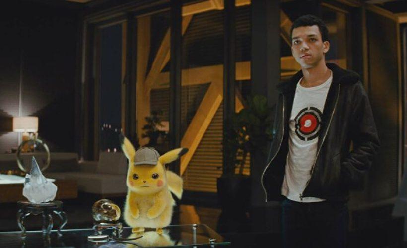 Pikachu dan Tim Goodman
