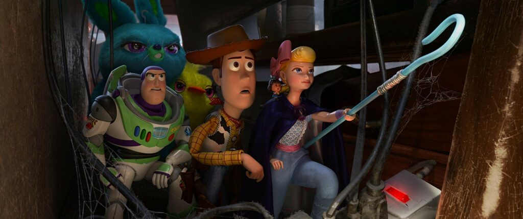 review film Toy Story 4 indonesia