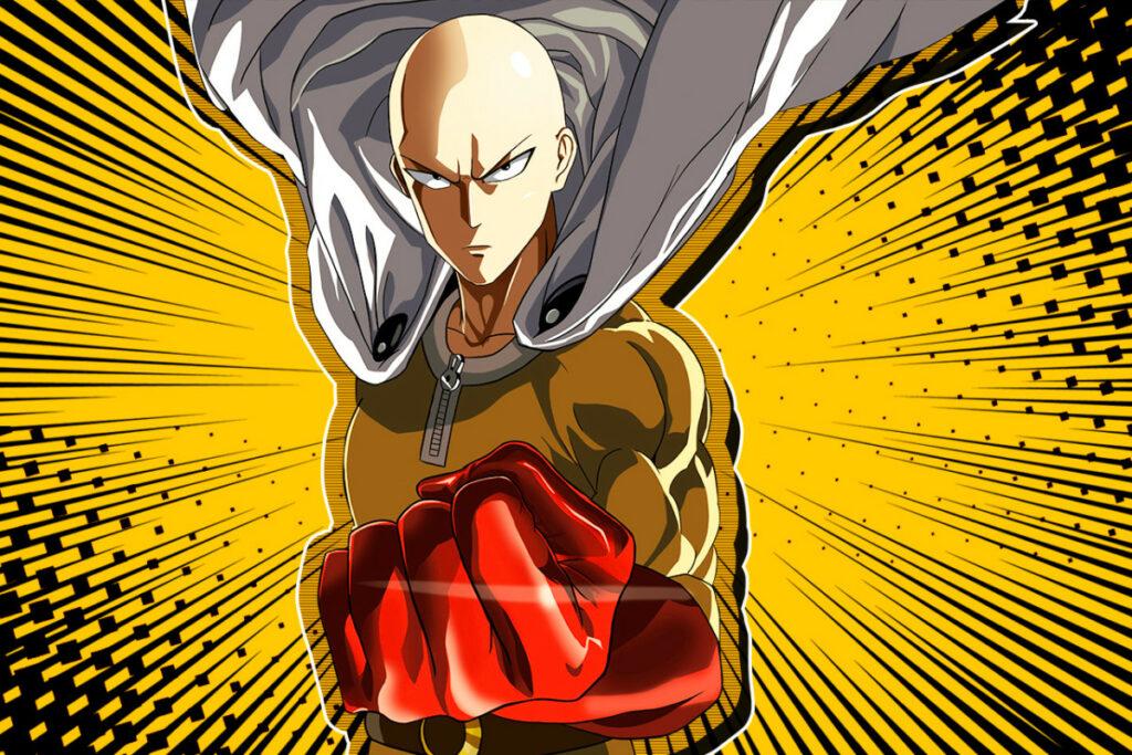 10 Anime Mirip E Punch Man Yang Epik Dan Kocak Mariviu