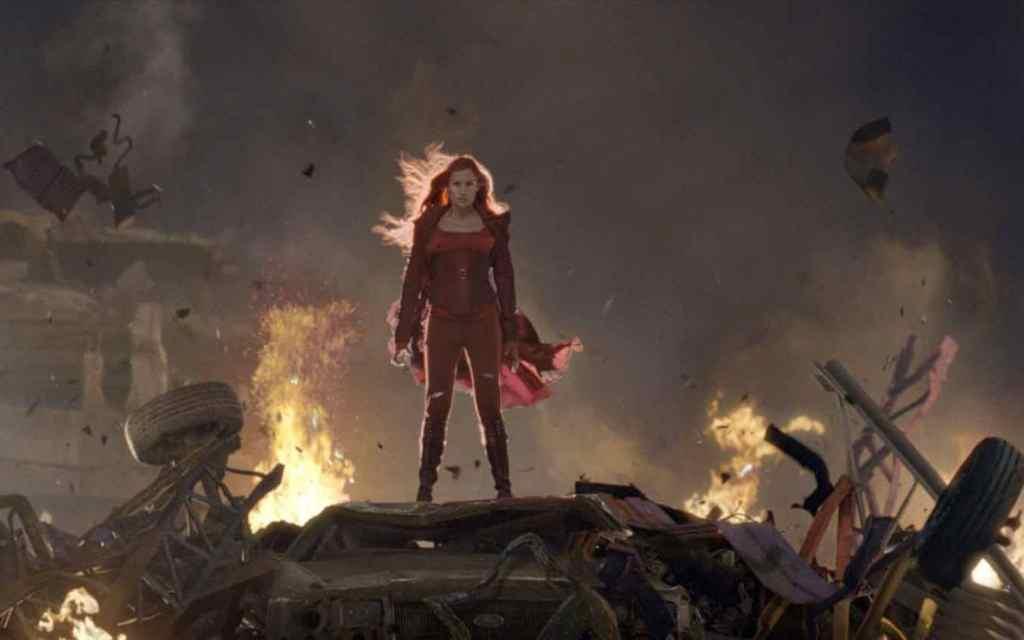 Jean Gray dalam timeline X-Men pertama