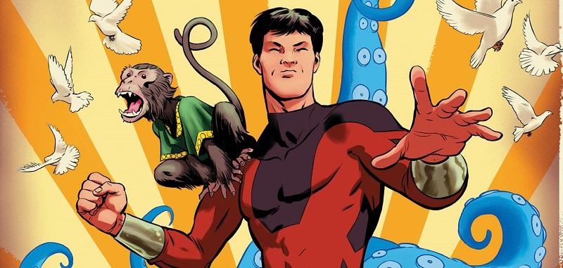 Shang Chi sebagai film terbaru Marvel Cinematic Universe