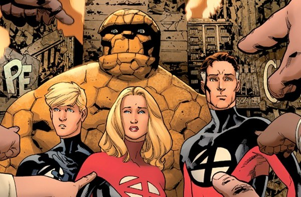 Fantastic Four dalam Marvel