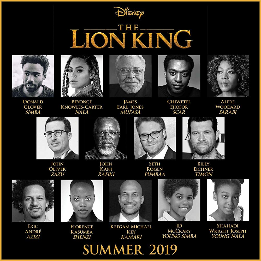 review film the lion king 2019