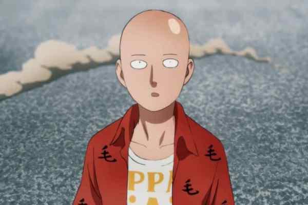 fakta mengenai Saitama One Punch Man