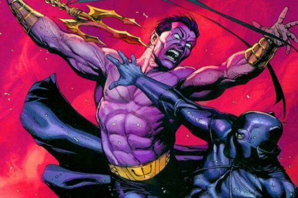 Namor melawan Black Panther