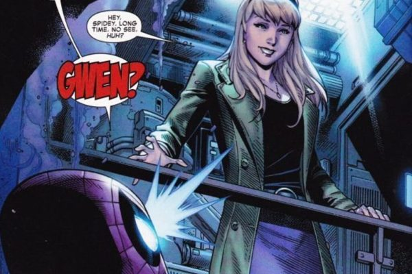 Gwen Stacy dalam Spider-Man