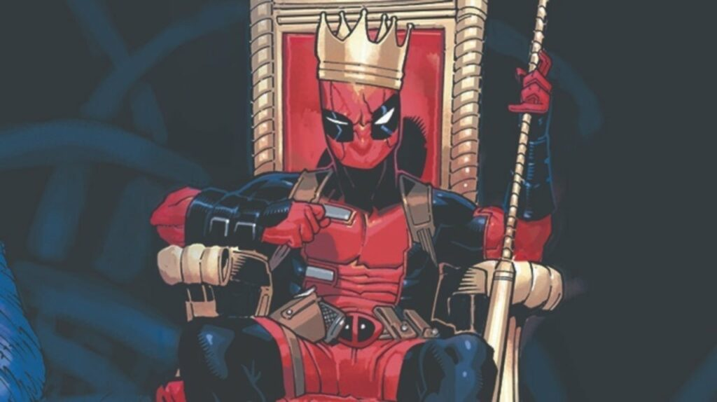 komik Deadpool dalam Marvel Cinematic Universe