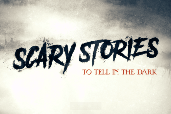 cover Scary Stories to Tell in the Dark