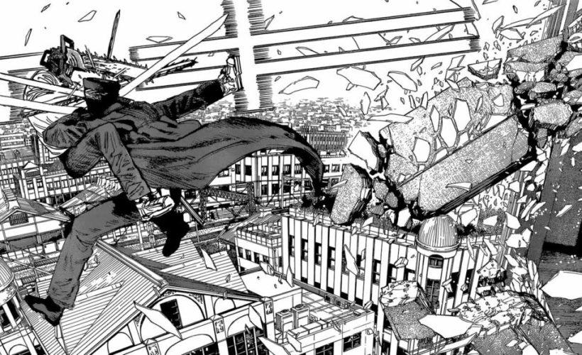 manga shounen terbaru