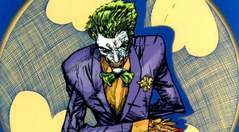 Joker Madman and Lovers