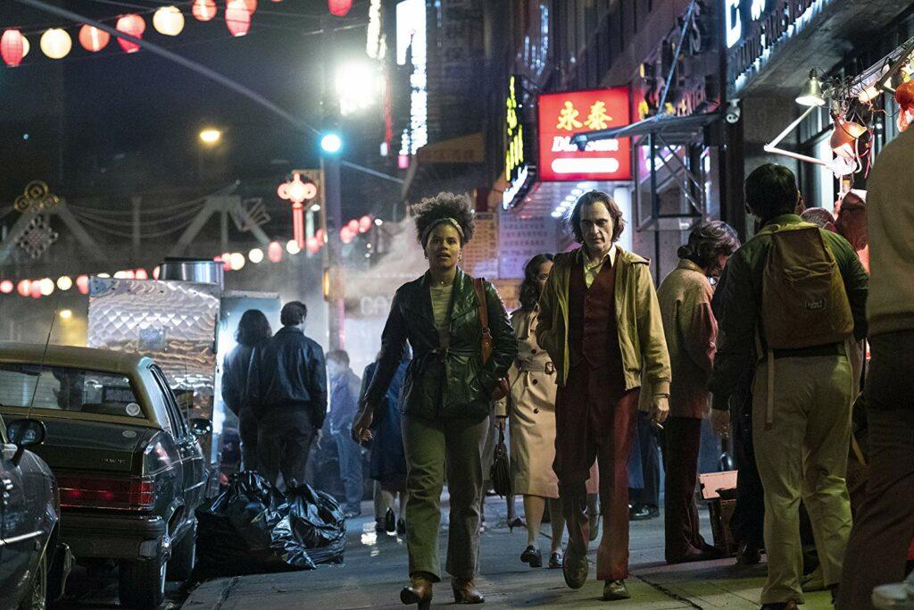 Joaquin Phoenix dan Zazie Beetz
