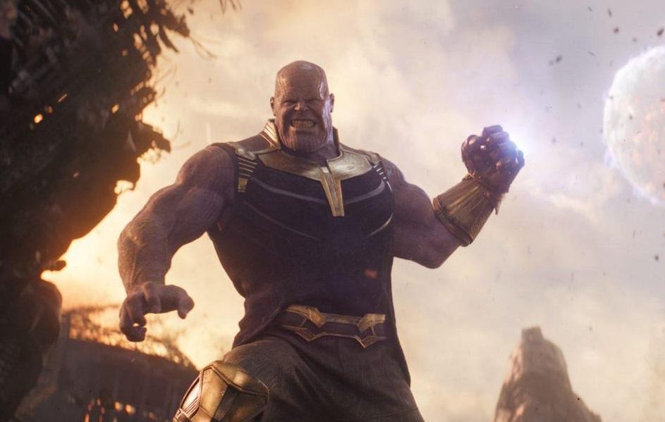 Thanos villain Phase 4