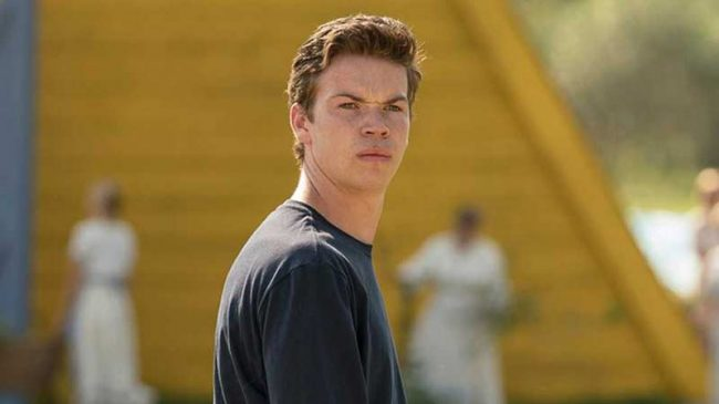 Will Poulter dalam Midsommar