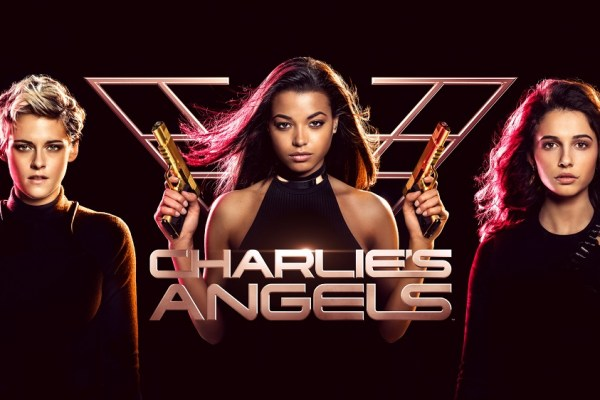 cover film Charlie's Angels