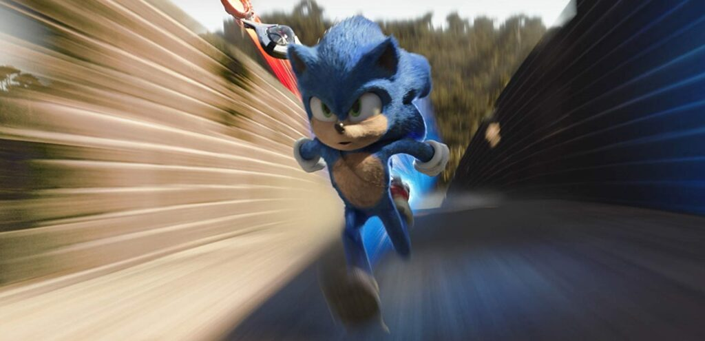 Sonic the Hodgehog