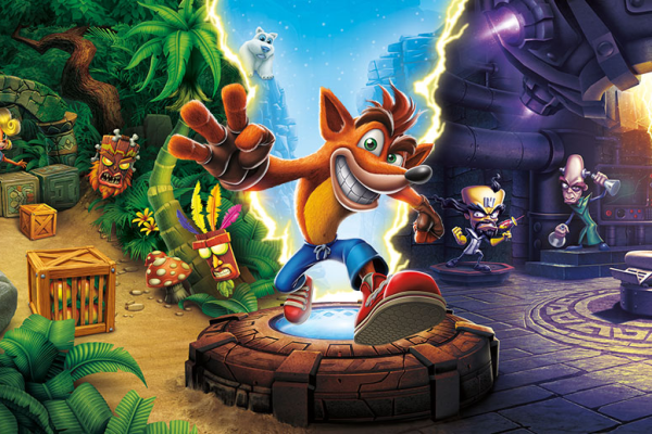 game baru Crash Bandicoot Mobile