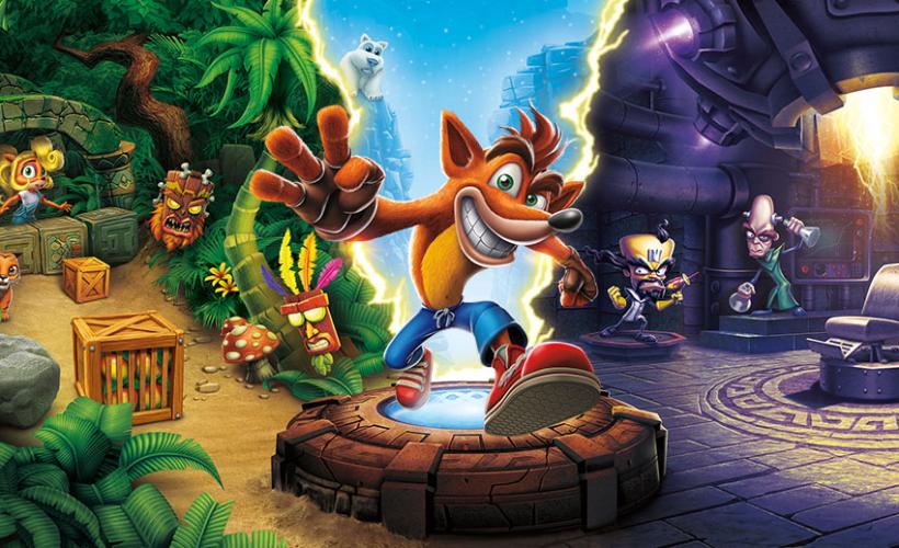 game baru Crash Bandicoot Mobile