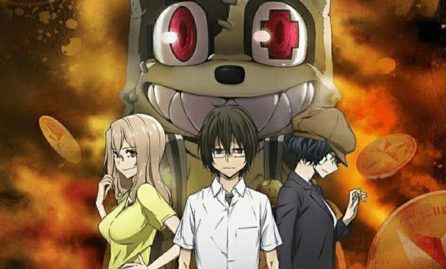 kesan pertama nonton anime gleipnir episode 1 sampai 3