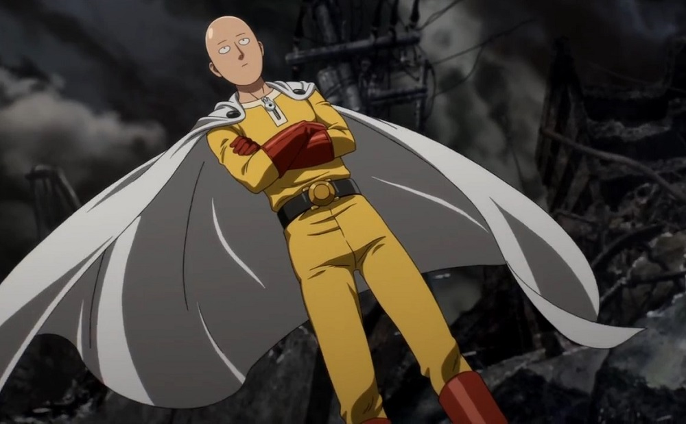 anime shounen terbaru One Punch Man
